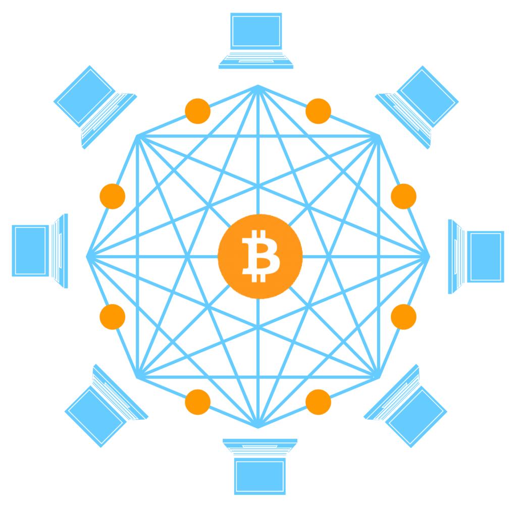 redes de criptomonedas